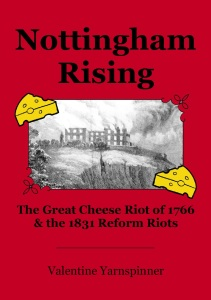 Nottingham Rising Cover